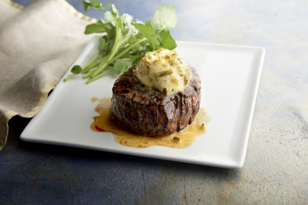 Morton's new Seasonal Selections menu includes this 7-ounce Wagyu filet. (Photo: Morton's)
