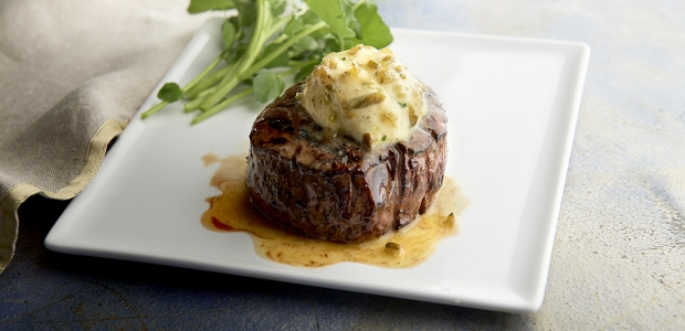 Morton's new Seasonal Selections menu includes this 7-ounce Wagyu filet. (Photo: Morton's)
