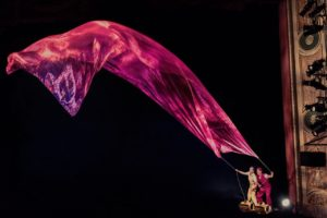 <em>Air Play</em> is part of Strathmore's Kite Fly Day on Sunday. (Photo: Florence Montemare)