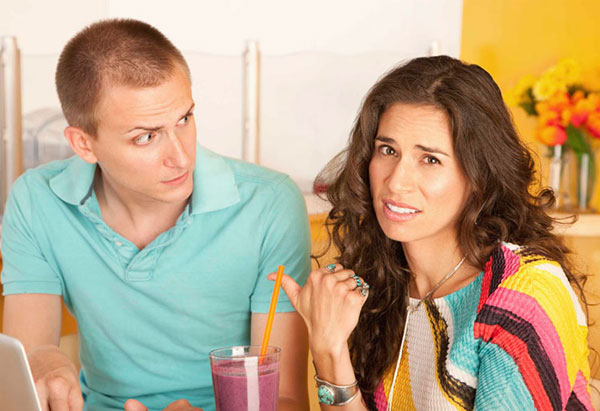 It is annoying when your partner's opinions are the polar opposite to yours, but it is not the end of the world.(Photo: Thinkstock)