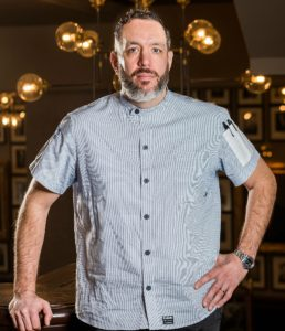 Jake Addeo, formerly of Bibiana, is the new executive chef at the Occidental Grill & Seafood. (Photo: Rey Lopez)