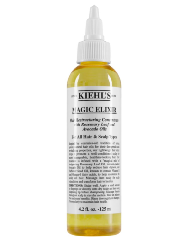 Kiehl's is a tried-and-true brand with products that have an organic smell to them. (Photo: Kiehl's)