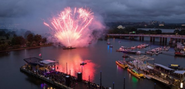 Petalpalooza, formerly the Southwest Waterfront Fireworks Festival, has a new name and a new location at The Wharf from 1-9:30 p.m. on this Saturday. (Photo: Matt Jahromi)