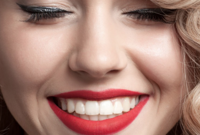 Having whiter teeth shows you have great hygiene and also makes you look and feel your best. (Photo: SensitiveCare)