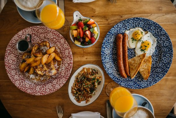 Ambar in Clarendon is now serving weekday breakfast from 8-11 a.m. (Photo: Ardent Vibe)
