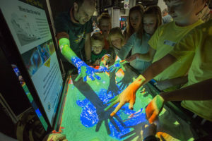 Many of the USA Science & Engineering Festival Expo's exhibits are hands-on. (Photo: USA Science & Engineering Festival)
