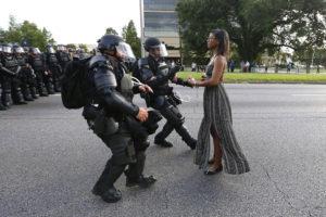 Unrest in Baton Rouge (Photo: Jonathan Bachman/Reuters)