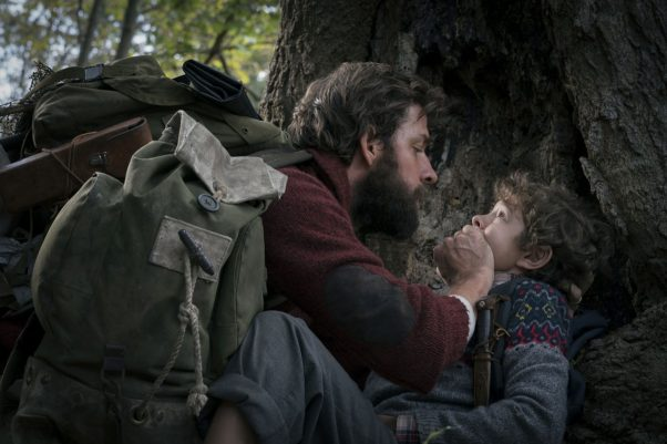<em>A Quiet Place</em>, directed by and starring John Krasinski, reclaimed first place in the weekend box office with $20.91 million. (Photo: Paramount Pictures)