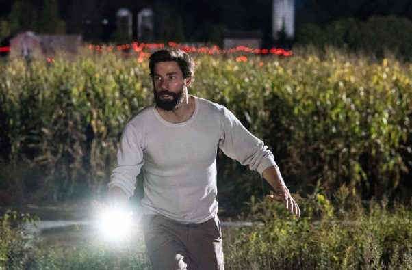 <EM>A Quiet Place</em> was number one in theaters over the weekend with $50.20 million. (Photo: Paramount Pictures)