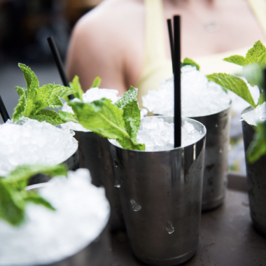 Area bars and restaurants celebrate the Kentucky Derby this Saturday with mint juleps and other drink specials. (Photo: Jack Rose Dining Saloon)