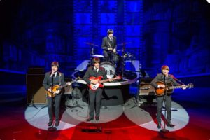 <em>Let It Be: A Celebration of the Music of The Beatles</em> comes to the National Theatre for two shows only on Saturday. (Photo: Let It Be Live)
