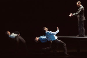 The Nederlands Dans Theater finishes its run at the Kennedy Center on Friday night. (Photo: Nederlands Dans Theater)