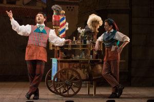The Washington National Opera performs <em>The Barber of Seville</em> beginning Saturday. (Photo: Scott Suchman)