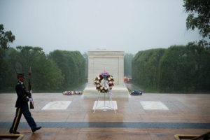 Arlington National Cemetery will hold its annual Memorial Day Observance beginning at 11 a.m. on Monday. (Photo: Elizabeth Fraser/Arlngton National Cemetery)