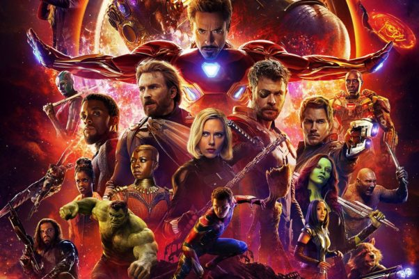 <em>Avengers: Infinity War</em> shattered several records last weekend, opening in first place with $257.70 million. (Photo: Marvel Studios)