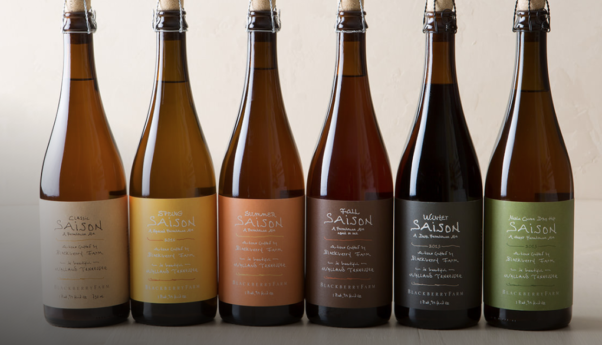 The team from Blackberry Farm Brewery will be at Brasserie Beck on Thursday. (Photo: Blackberry Farm Brewery)