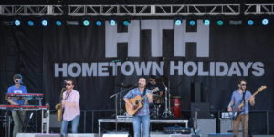 Rockville's Hometown Holidays this weekend features more than 30 bands on four stages, Taste of Rockville and a Memorial Day parade. (Photo: Hometown Holidays)