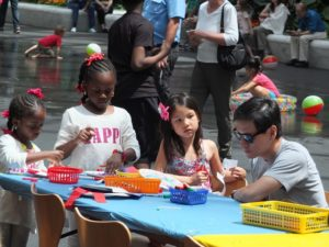 Celebrate Asian American and Pacific Islander Heritage Month with a family day at the Smithsonian American Art Museum on Saturday. (Photo: Smithsonian American Art Museum)