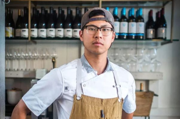 Kevin Tien of Petworth's Hitmitsu was named one of the top 10 new chefs for 2018 by <em>Food & Wine</em> magazine. (Photo: Rey Lopez)