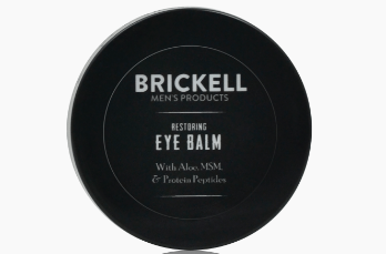 A collagen plumping ingredient fills in lines around eyes and makes them smoother and brighter. (Photo: Brickell)