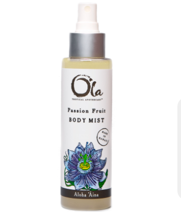 Ola's Body Mist cleanses and hydrates your skin at the same time. (Photo: Ola Tropical Apothecary)