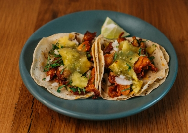 Tacos al pastor will be served in both restaurnats. (Photo: Ardent Vibe)