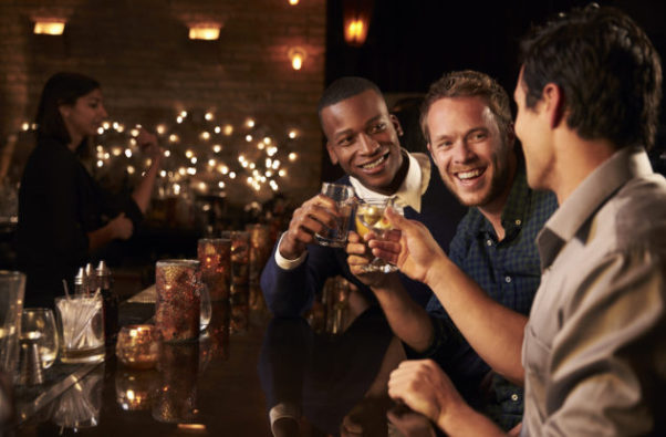 Having your partner go out with the guys is healthy for your relationship. (Photo: Thinkstock)