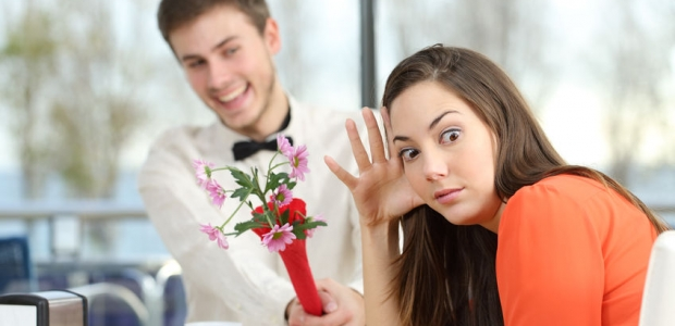What do you do when your partner's friends flirt with you? (Photo: Alamy)
