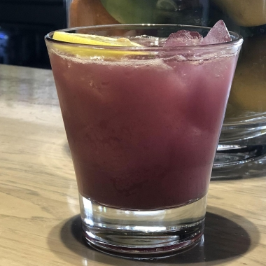 Zinburger's Citron blueberry lemonade and others are available all summer. (Photo: Zinburger)