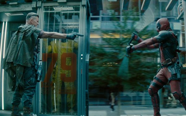 <em>Deadpool 2,</em> debuted with $125.51 million, knocking <em>Avengers: Infinity War</em> our of first place. (Photo: 20th Century Fox)