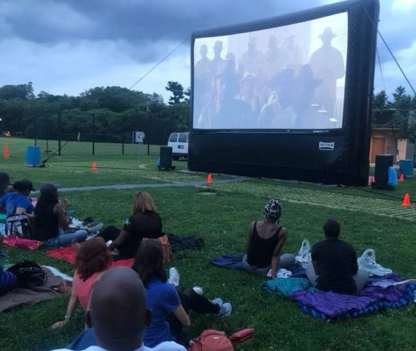 Films at the Stone will screen movies at the MLK Jr. Memorial Thursday during the summer. (Photo: The Memorial Foundation)