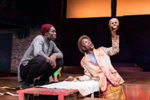 The Royal Shakespeare Company brings a modern <em>Hamlet</em> to the Kennedy Center this weekend. (Photo: Royal Shakespeare Company)