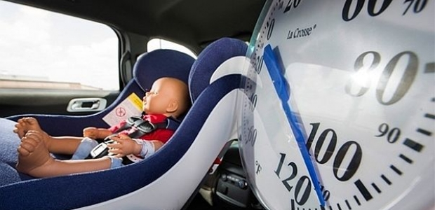 Forgetting a child in the car can happen to anyone, especially if your routine is interrupted. (Photo: AP)