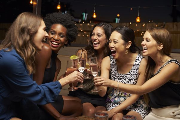Girls nights don't just end because you are in a relationship, but don't abuse them. (Photo: iStock)