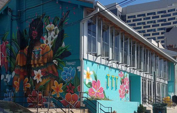 Tacos, Tortias & Tequila (first floor) and Buena Vida (second floor) open in Silver Spring on Friday. (Photo: Mark Heckathorn/DC on Heels)
