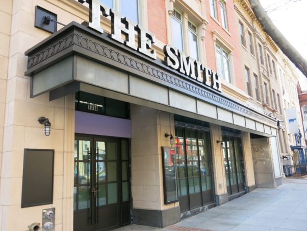 The Smith opened its second D.C. location on U Street last Friday. (Photo: Popville)