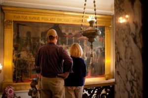 Visit five area museums inclding Anderson House this weekend for free as part of the Dupont Kalorama Museum Walk. (Photo: Anderson House)