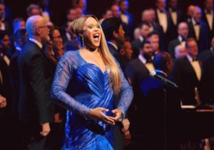 The Gay Men's Chorus of Washington presents <em>TransAmerica</em> this Saturday evening and Sunday afternoon with special guest transgender soprano Breanna Sinclairé. (Photo: GMCW)