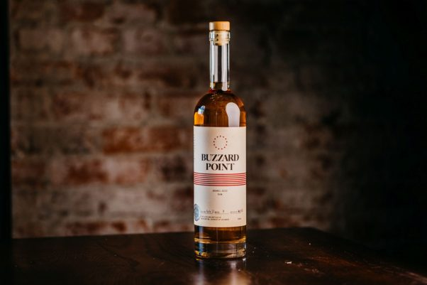 District Distilling is now selling its new Buzzard Point barrel-aged rum. (Photo: District Distilling)