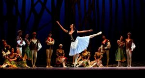 The Ballet Nacional de Cuba will perform <em>Giselle</em> at the Kennedy Center this weekend. (Photo: Ballet Nacional de Cuba)