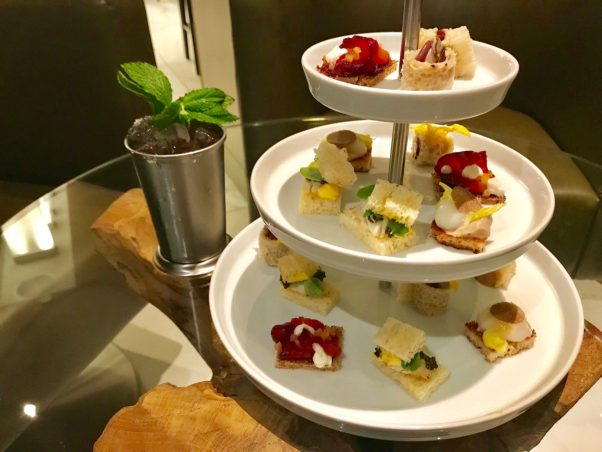 "The Oval Room is now serving ""High Tease,"" its version of an afternoon high tea, from 2-5 p.m. Monday through Friday. (Photo: The Oval Room)"