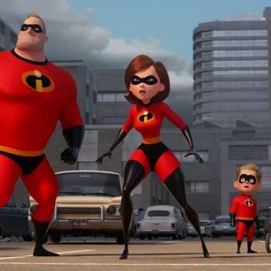 Incredibles 2 led the box office last weekend taking in $182.68 million, a new record for an animated film. (Photo: Disney-Pixar)
