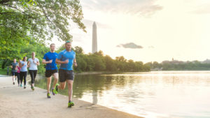 The Four Seasons Hotel Washington is offering free health and fitness classes Saturday beginning with a 5K run. (Photo: Four Seasons Hotel Washington)