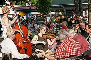 The Washington Folk Festival comes to Glen Echo Park this weekend. (Photo: Washington Folk Festival)