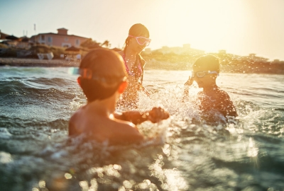 Summer is a time of fun if you take a few precautions. (Photo: Getty Images)