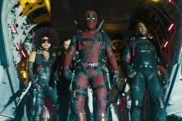 <em>Deadpool 2</em> is still in fifth place, even after six weeks in theaters. (Photo: 20th Century Fox)
