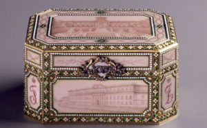 An exhibit of Fabergé items opens at Hillwood Estate, Museum & Gardens on Saturday. (Photo: Hillwood Estate)
