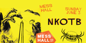 Preview 11 upcoming restaurants at Mess Hall's New Kitchens on the Block this Sunday. (Image: Mess Hall)