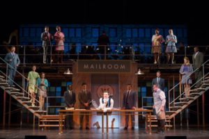 The Kennedy Center presents <em>How to Succeed in Business Without Really Trying</em> this weekend. (Photo: Teresa Wood)