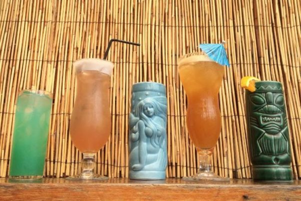 Jack Rose Dining Saloon's tiki bar is now open Thursday-Saturday. (Photo: Jack Rose Dining Saloon)